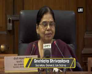 Preparations to welcome new LS members have completed Lok Sabha Secretary General [Video]