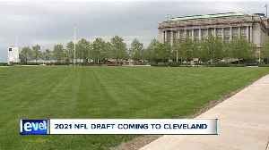 Excitement of NFL Draft coming to Cleveland stretches citywide [Video]
