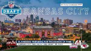 NFL Draft expected to generation millions of dollars for Kansas City economy [Video]