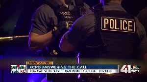 How KCPD calls for service can impact your call for help [Video]