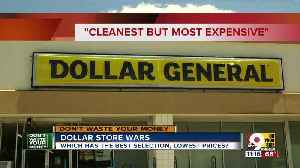 Dollar store wars: Which one lets you stretch your buck the farthest? [Video]