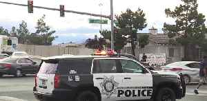 West Las Vegas barricade situation ends with suspect in custody [Video]