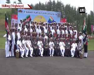 Assam Rifles Indian Coast Guard sign Charter of Affiliation in Shillong [Video]