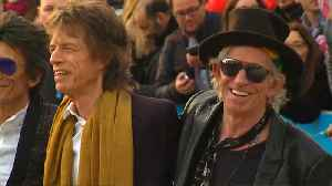 Rolling Stones 'moving ahead' with new album [Video]