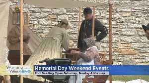 Workin' For The Weekend: Memorial Day [Video]