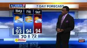 Lelan's early morning forecast: Thursday, May 23, 2019 [Video]
