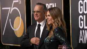 News video: Tom Hanks offered up premiere tickets for festival beer