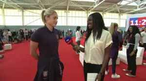England Women: Meet the squad [Video]