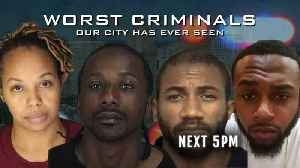 Detroit's Most Wanted: 'The most dangerous fugitives our community has even seen' [Video]
