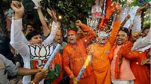 News video: Modi Wins India Elections