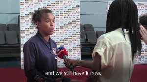 Houghton: Lionesses want to go and do something special in France [Video]