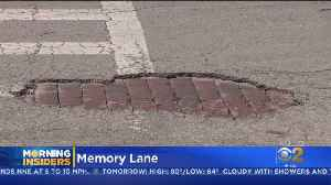 Kankakee Pothole Offers Glimpse Into City's Brick-Lined Past [Video]