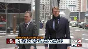 Florida man in college admission scam changes attorneys, accused of not paying legal fees [Video]