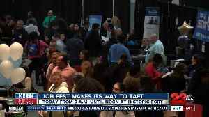 Job Fest makes: Taft [Video]
