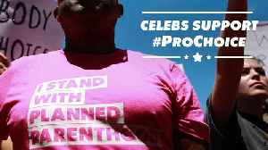 Hollywood gets political: Celebs share abortion stories [Video]
