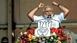 India elections: Modi returns to power with landslide win [Video]