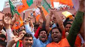 News video: Modi Wins, Indian Stocks Set Records