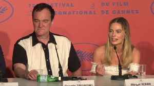 Tarantino 'rejects' Margot Robbie question [Video]