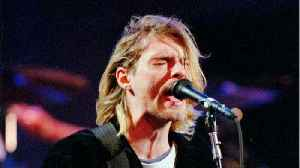 News video: Dirty Paper Plate Used By Kurt Cobain Sells For $22,400 At Auction