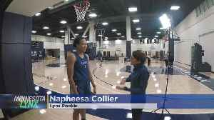 A Day In The Life: Behind-The-Scenes Look At Minnesota Lynx [Video]