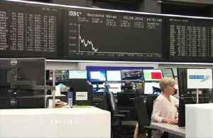 Trade woes sink shares, Brexit weighs on sterling [Video]