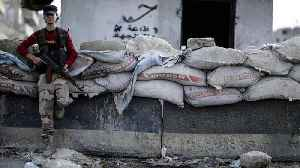 Syria war: Rebels make gains against Syrian army