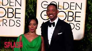 Will Smith Can't Watch Wife Jada's Facebook Series [Video]