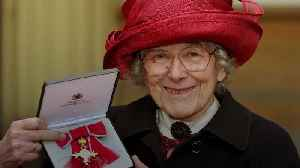 Author Judith Kerr dies aged 95 [Video]