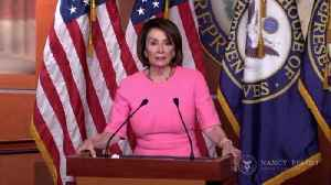 News video: Pelosi Urges Trump's Staff To 'Have An Intervention For The Good Of The Country'
