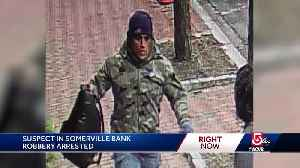 DNA on dropped backpack led to bank robbery suspect, FBI says [Video]