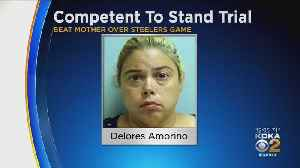Woman Accused Of Beating Her Mother Over Volume Of Steelers' Game To Stand Trial [Video]
