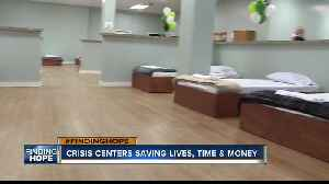 State leaders hope two crisis centers in Valley will save lives, time, dollars [Video]