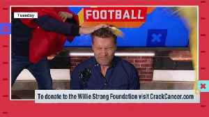 'GMFB' participates in the 'Crack Cancer Challenge' [Video]