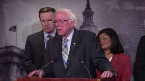 Bernie Sanders Asked To Attend Walmart Shareholder Meeting By Union Rep [Video]