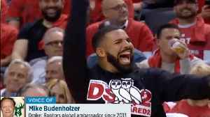 Drake RESPONDS To Bucks Coach Mike Budenholzer Calling Out His Crazy Sideline Antics [Video]
