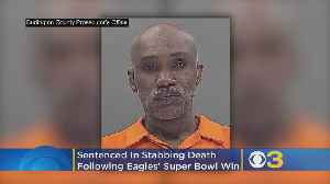 New Jersey Man Sentenced In Victim's Stabbing Death In Street Fight Following Eagles' Super Bowl Win [Video]