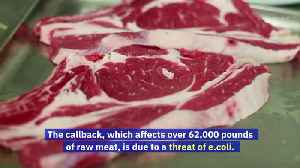Memorial Day Meat Recalls on Steak, Brisket, and Ribs [Video]