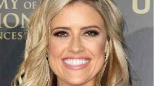 Christina Anstead Talks About Her New Show, New Man, New Baby [Video]