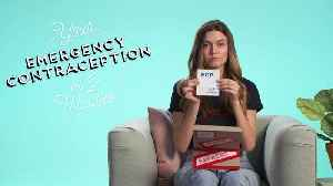 Your Emergency Contraception in 2 Minutes [Video]
