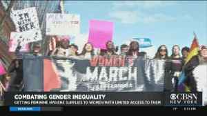News video: Period Poverty
