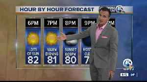 Updated Thursday forecast [Video]
