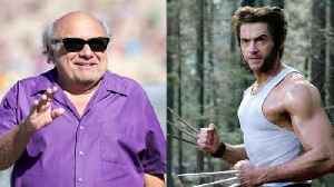 Over 23,000 Fans Sign Petition for Danny DeVito to Replace Hugh Jackman as Wolverine [Video]
