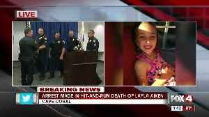 Police make arrest in death of 8 year old Layla Aiken Cape Coral [Video]