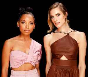 Allison Williams & Logan Browning Discuss Their Netflix Original Film, 'The Perfection' [Video]