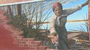 New Harriet Tubman Mural Debuts In Dorchester County [Video]