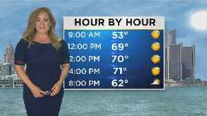 First Forecast This Morning- Friday May 24, 2019 [Video]