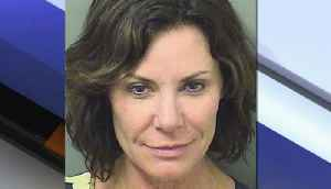 News video: Luann de Lesseps of 'The Real Housewives of New York City' violated probation, court records show