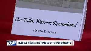 Overdue medals given to families of former South PArk HS students who died in service to the country [Video]
