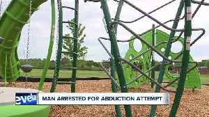 50-year-old man arrested after he allegedly tried to abduct four girls at Canton park [Video]