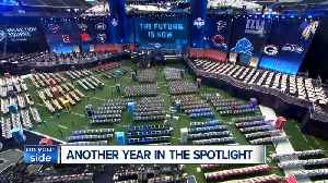 Home of Rock and Roll can learn a thing or two from Home of Country involving NFL Draft [Video]